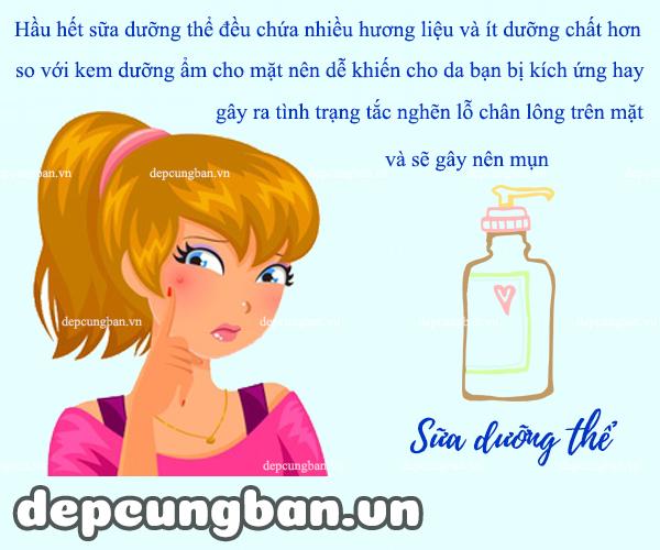 8 sản phẩm chăm sóc da mặt tại nhà có tác động xấu tới làn da